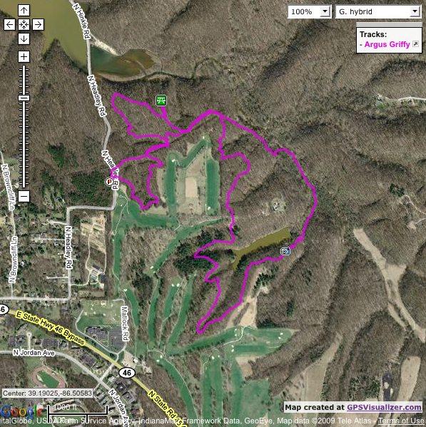 GPS Visualizer - informations de base et extensions de